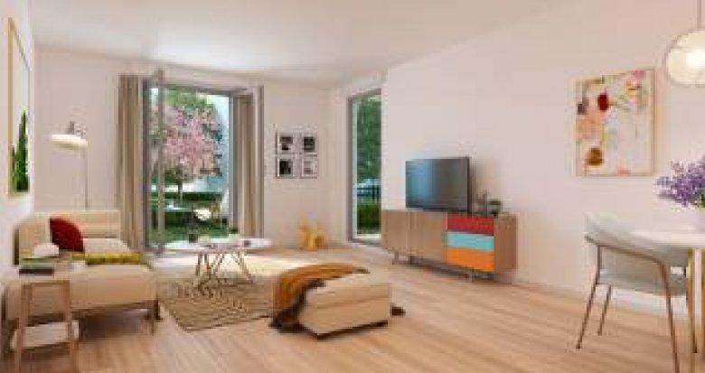 Achat / Vente programme immobilier neuf Villiers-le-Bel proche gare (95400) - Réf. 4607