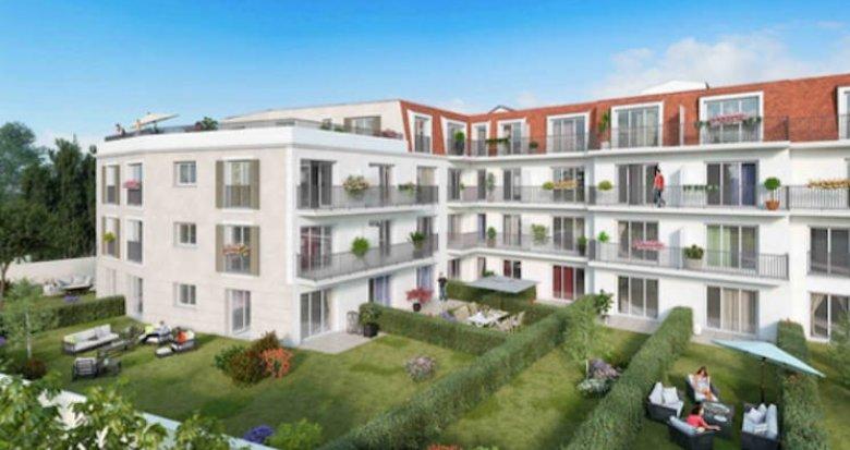 Achat / Vente programme immobilier neuf Villiers-sur-Marne proche gare RER E (94350) - Réf. 4921