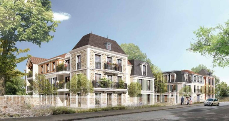 Achat / Vente programme immobilier neuf Villiers-sur-Marne proche gare RER E (94350) - Réf. 3643