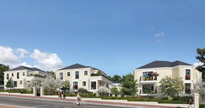 Achat / Vente programme immobilier neuf Viroflay à 350 mètres de la gare (78220) - Réf. 4734