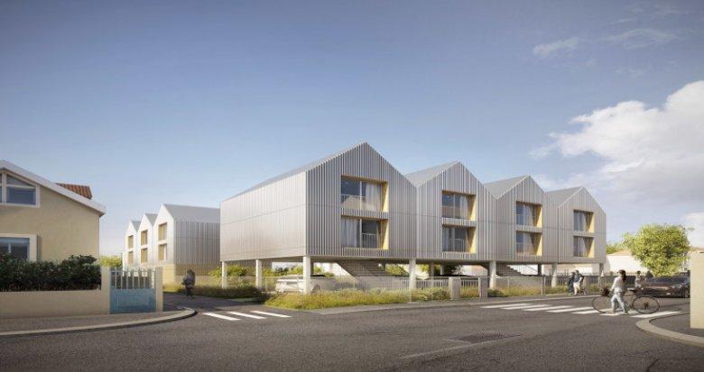 Achat / Vente programme immobilier neuf Vitry-sur-Seine à 500m du métro 7 (94400) - Réf. 5737