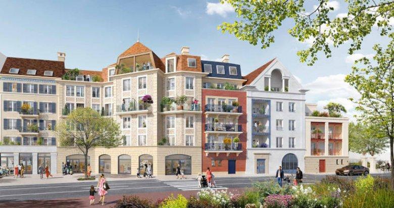 Achat / Vente programme immobilier neuf Wissous proche aéroport de Paris-Orly (91320) - Réf. 5844